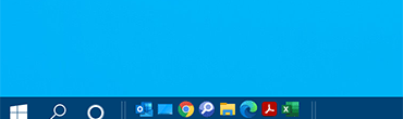 Visualizzare la barra di avvio veloce (Quick Launch) su Windows 10