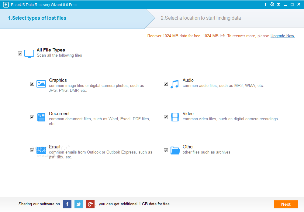 EaseUs Data Recovery Wizard Pro Full Version  | 100% ...
