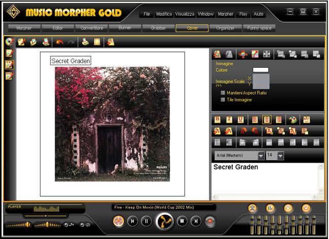 Av music morpher gold 5 - Download er finestra ...