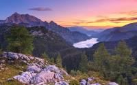 Sfondo HD tramonto